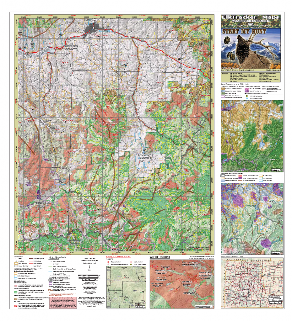 Content Map Examples: GMU Map Example